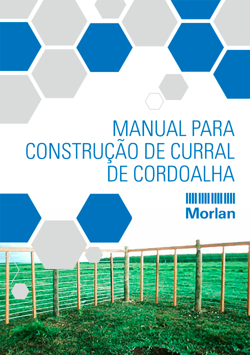 Manual para Construção de Curral de Cordoalha