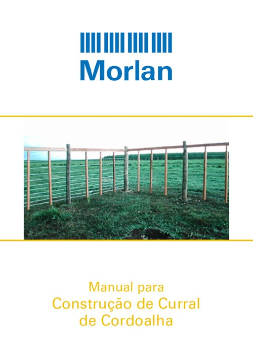 Cord Curral Construction Manual
