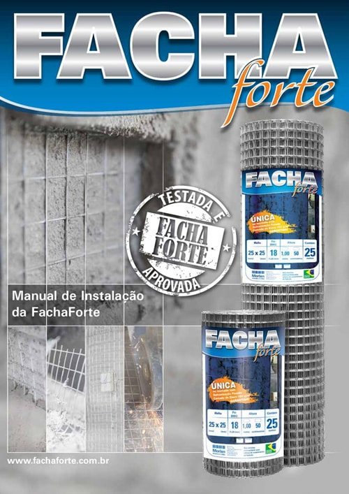 Installation Manual – Facha Forte Mesh